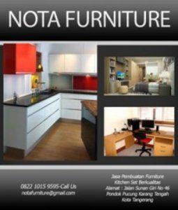 gambar baner nota furniture
