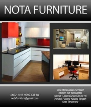gambar baner nota furniture