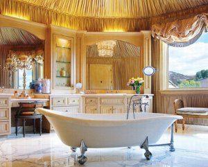 inspirasi desain kamar mandi
