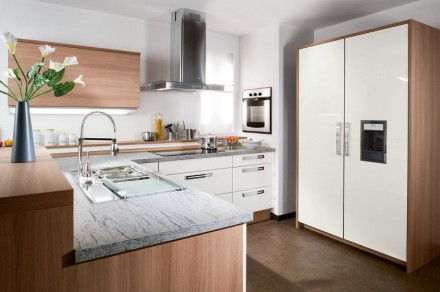 nota furniture Kitchen set Minimalis