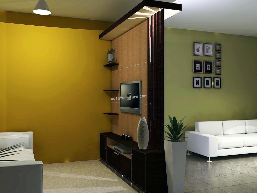 Desain Furniture Multifungsi Rumah Tinggal