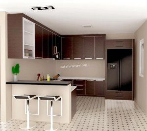 kitchen set dinamis