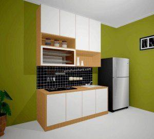 linier kitchen set