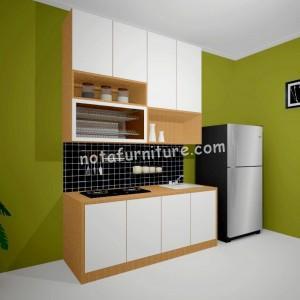 simple kitchen set