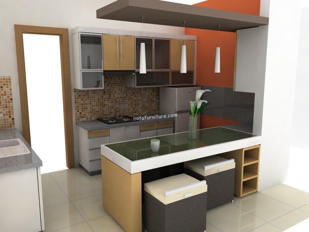 Desain Dapur Sesuai Tipe Rumah