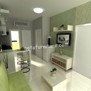 furnitur minimalis untuk apartemen