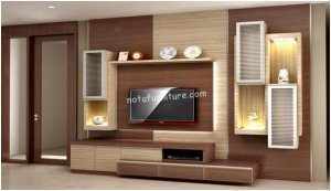 model furniture rak tv minimalis