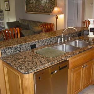 Countertop Kitchen Set granit