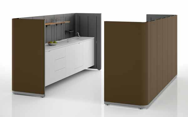 Ide Kitchen Set Double Line Sederhana
