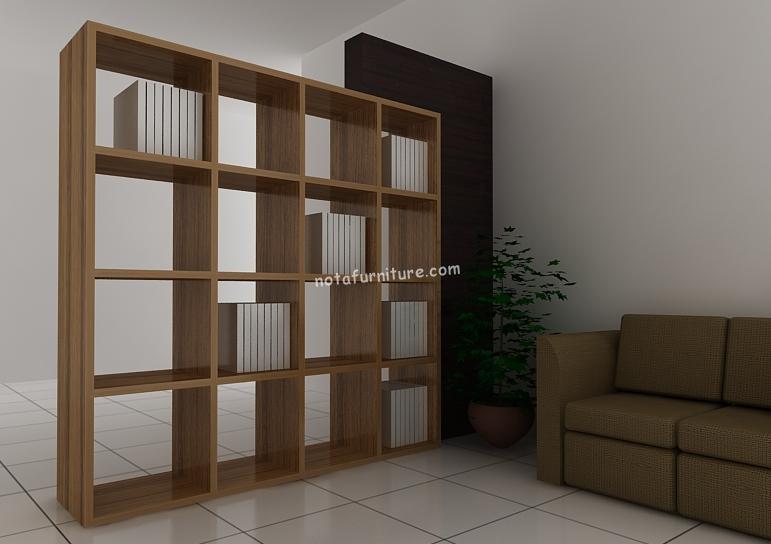 Tips Rak Dan Lemari Untuk Pembatas Ruangan