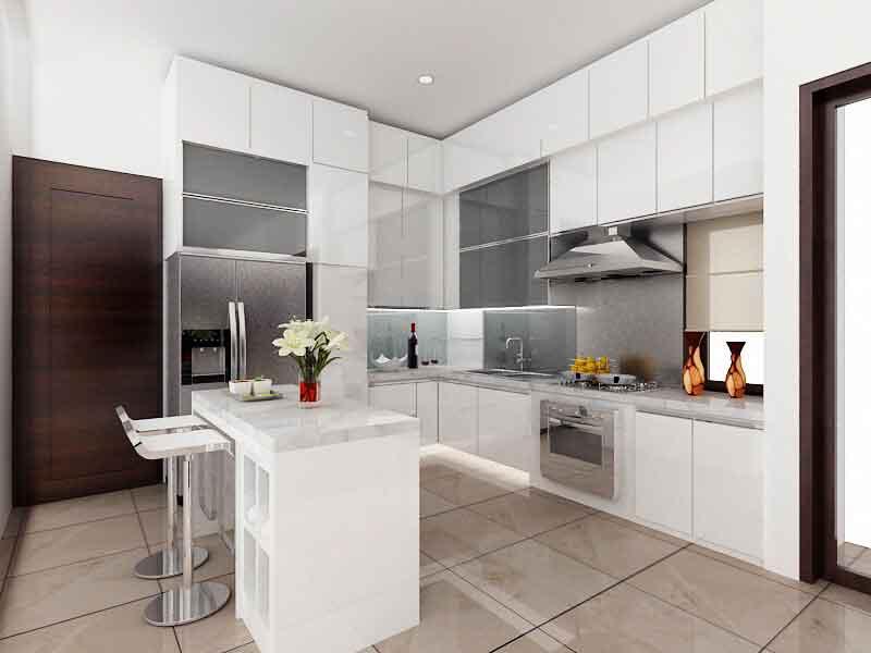 Jual Kitchen Set Murah Hanya 1 8jt Permeter Nota Furniture