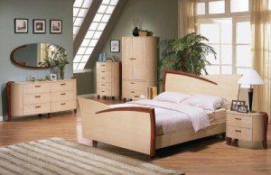 jasa furniture kamar set minimalis