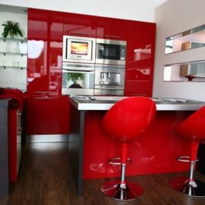 gambar kitchen set rumah minimalis