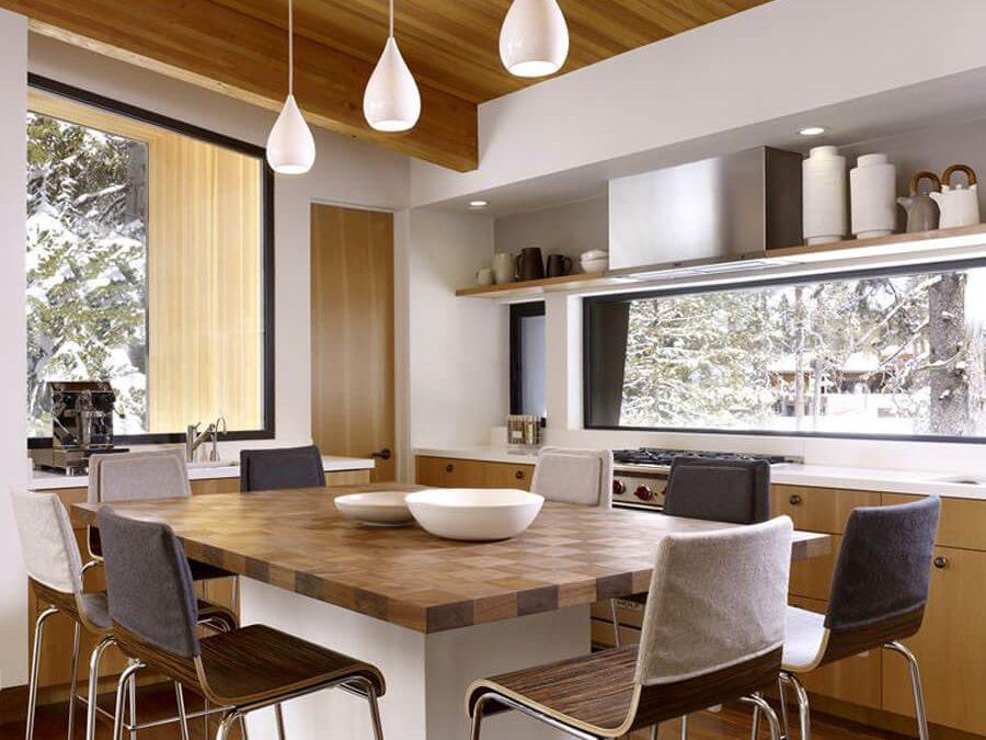 contoh desain lemari pembatas ruangan furniture