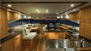 interior kapal pesiar