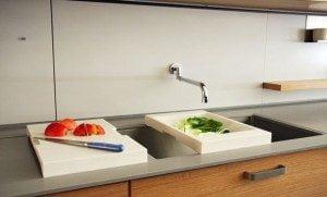 Model zink Dapur Rumah Sederhana