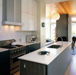 Ruang Dapur Minimalis Modern rumah kecil
