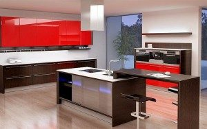 kitchen set island nota