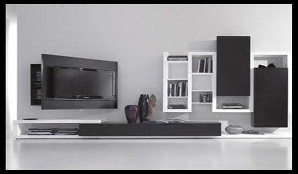 Desain rak tv minimalis
