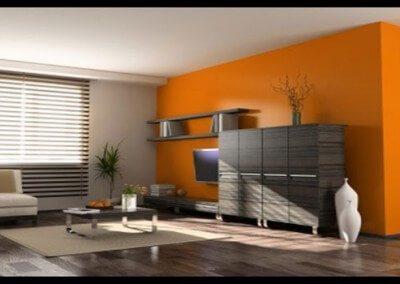 rak tvv untuk apartemen