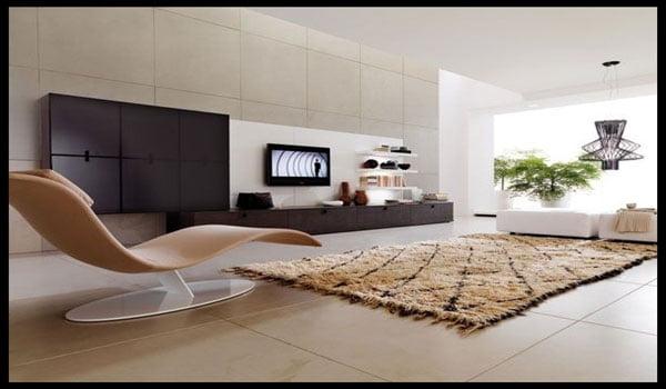 rak tv minimmalis untuk ruangan keluarga