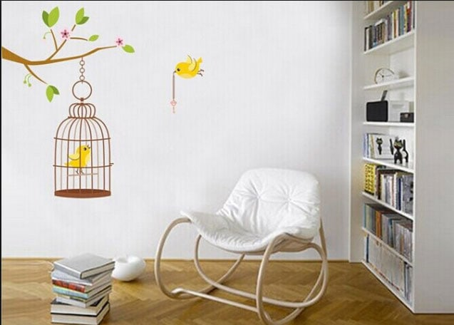 Decal dinding wallsticker