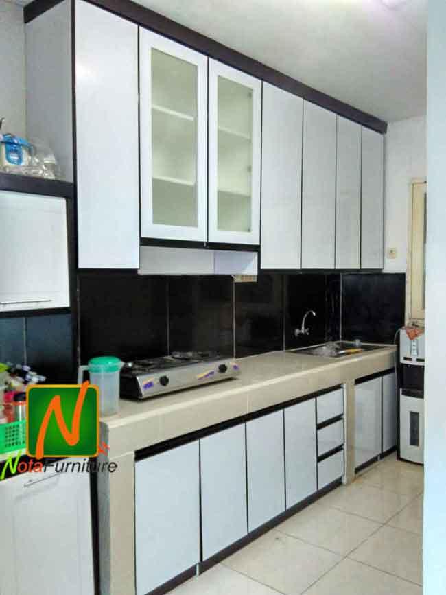 kitchen set perumahan poris