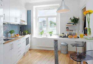 membuat dapur sederhana
