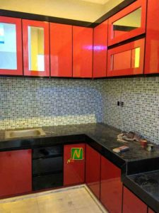 dapur rumah minimalis type 36