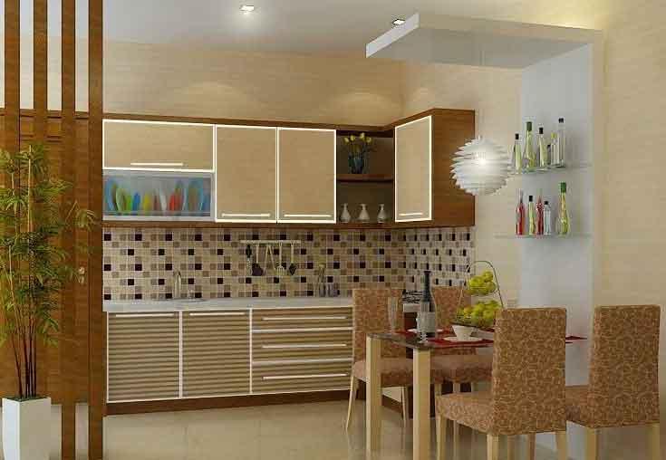 Tips Desain Dapur Kecil Sederhana Bertema Minimalis Nota Furniture