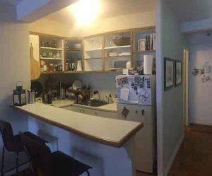 ide Desain Kitchen Set untuk apartemen