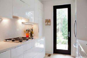 Mendesain Dapur Minimalis Berdimensi Kecil