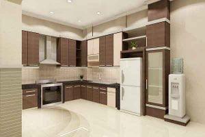Tips Membuat Dapur Minimalis rumah terbatas