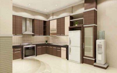 Tips Membuat Dapur Minimalis Di Rumah Dengan Area Terbatas