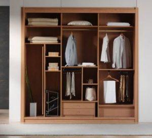 furniture lemari minimalis rumah idaman