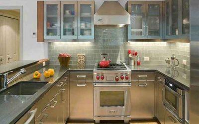 6 Tips Jitu dalam Memilih Lemari Dapur yang Tepat