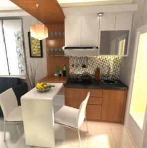 pilihan Kitchen Set untuk Apartemen