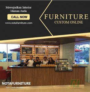 nota furniture jasa kitchen set