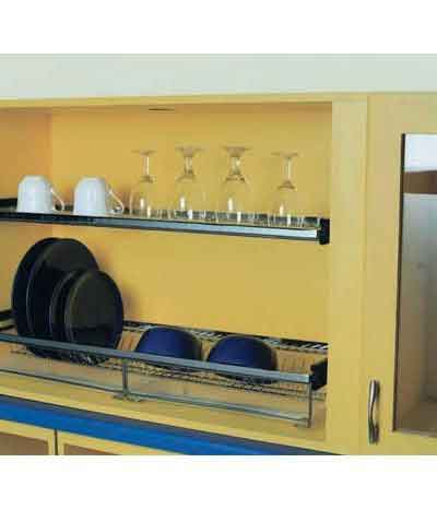 rak pajangan dapur
