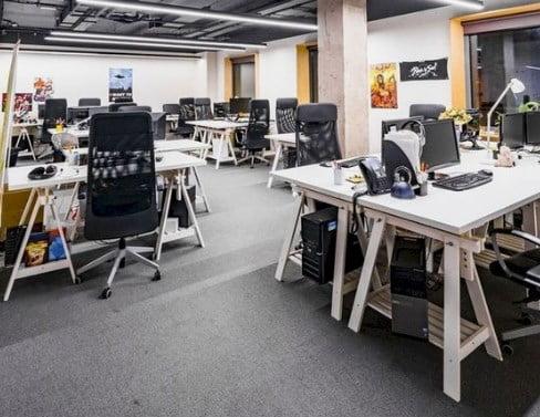 9 Desain Interior Ruang Kantor Modern Ini Cocok Mileial