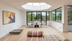 sistem pencahayaan alami rumah